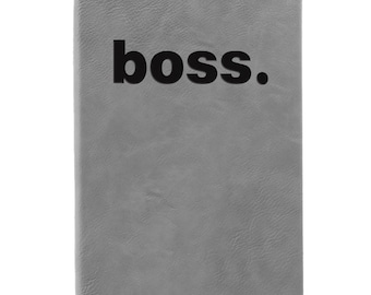Leather Journal-Boss. 31661