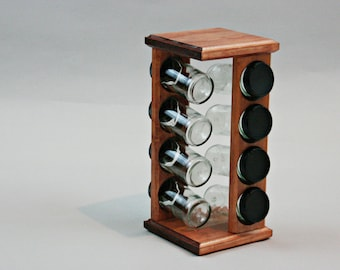 Spice Rack - The Space Saver
