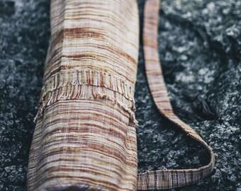 Yoga Mat Bag ๑⋙ Khadi Cotton
