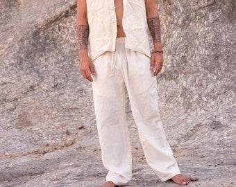 Men Pants ⋙ Handwoven Cotton
