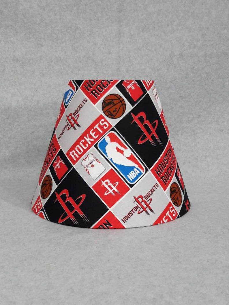 Houston Rockets Lamp Shade Basketball Nba