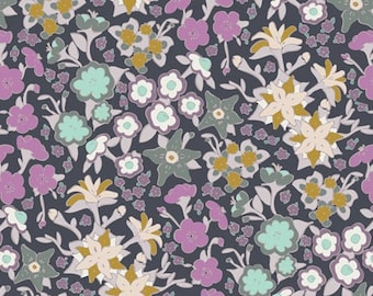 If They Were Real HKD-22654 Art Gallery Fabrics, Mister Domestic, Quilt Fabric, Cotton Fabric, Floral Fabric, Quilting, Fabric By The Yard