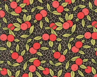 Chestnut Street by Fig Tree Quilts, Chestnut Berries in Chalkboard 20273-17, Moda Fabrics, Quilt Fabric, Cotton Fabric, Fabric By The Yard