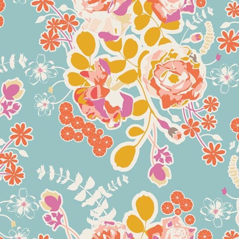 Orchard Blossom Spring SAH-1600 Art Gallery Fabrics SWEET as image 0