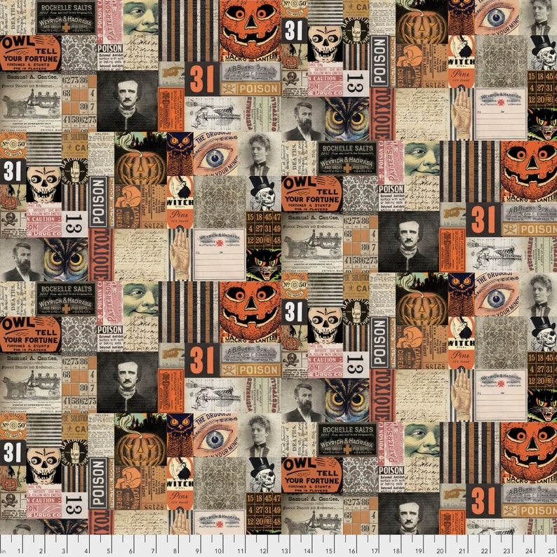 October 31st Tim Holtz Materialize Eclectic Elements image 0