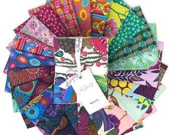 Bright Eyes by Anna Maria Horner for Free Spirit Fabrics, Fat Quarter Bundle, Quilt Fabric, Cotton Fabric, Quilting Fabric, 22 Fat Quarters
