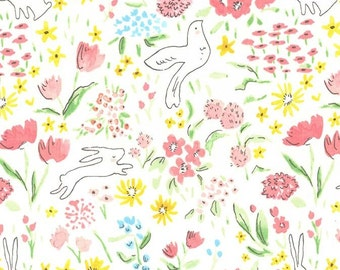 Garden DC7054 - SOMMER by Sarah Jane - Michael Miller Fabric  - By the Yard