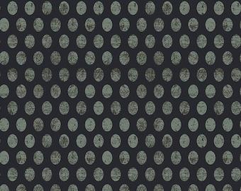 Straight Hatch Lava EST-76504, ESOTERRA, Art Gallery Fabrics, Katarina Roccella, Quilt Fabric, Cotton Fabric, Dot Fabric, Fabric By The Yard