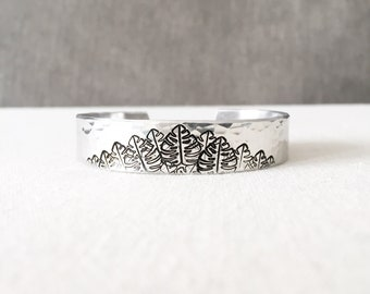 Monstera Leaf Bracelet, Monstera Leaf Jewelry, Plant Lady, Nature Jewelry, Nature Bracelet, Plant Lover Gift, Plant Jewelry