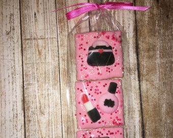 Diva Party Favors,  Birthday Diva Cookie Favors, Party Favors for Girls -
