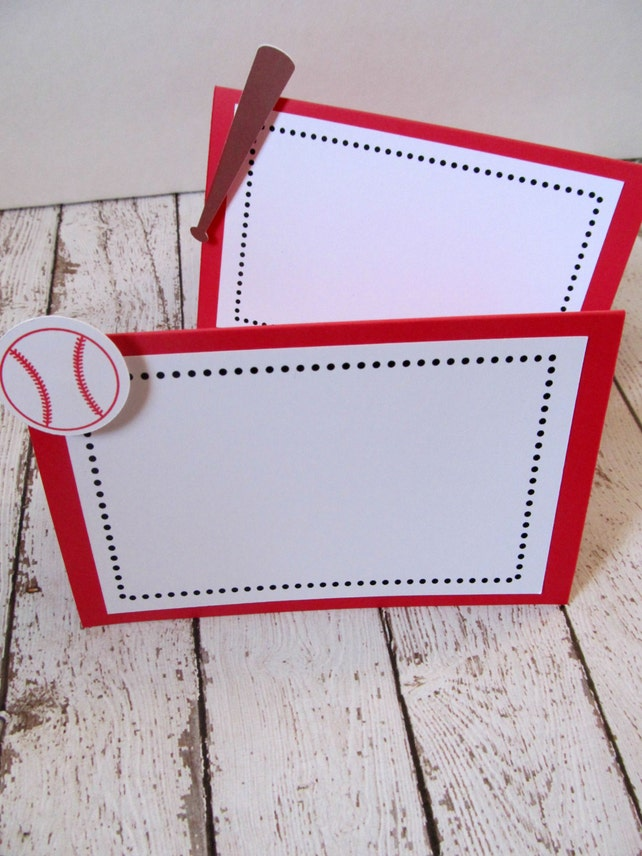 Food Tents - Baseball Theme - Buffet Cards - Candy Table - Baseball Party - Party Decor - 1st Birthday - Boy Party Decor