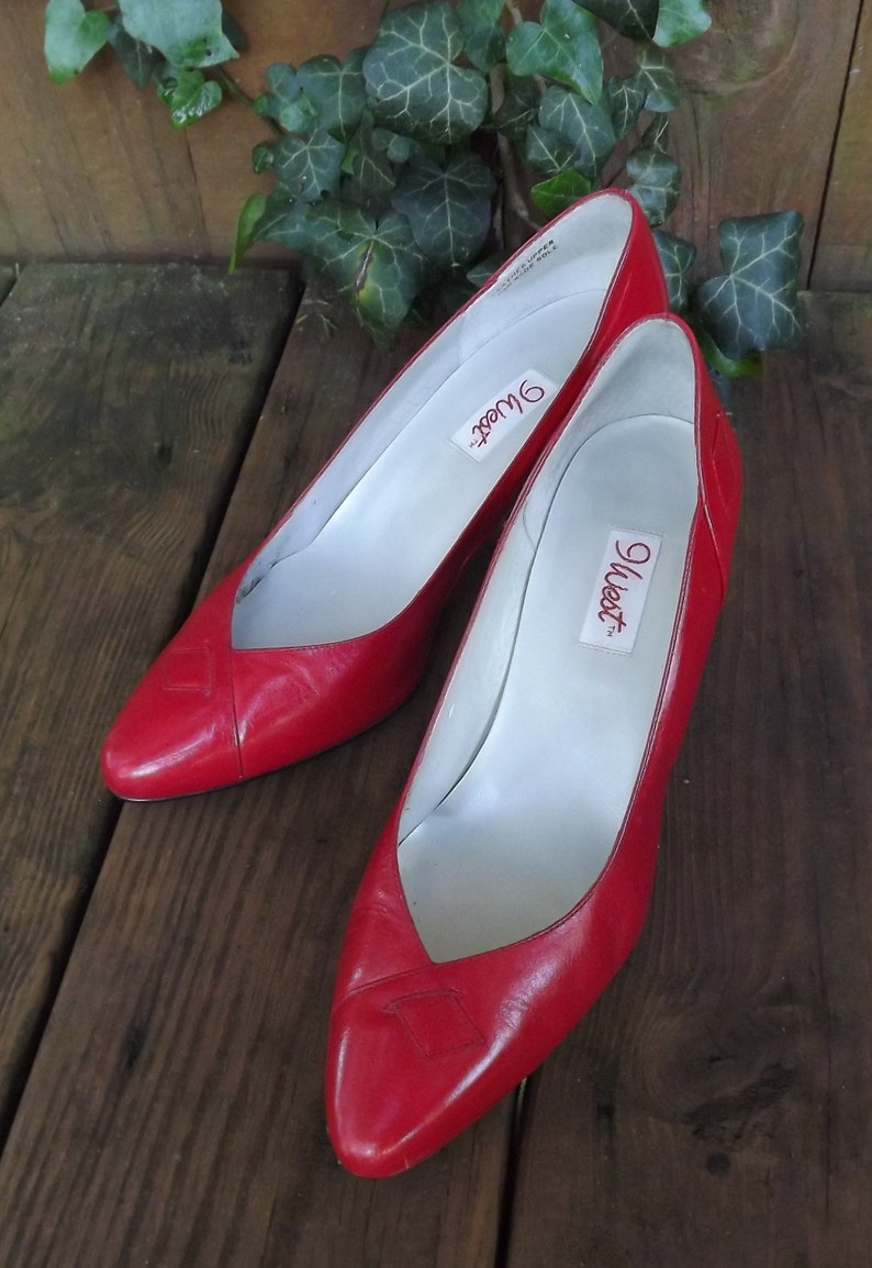 24ccb5efe30 Red Spike Heel Shoes Womens Red Shoes Red Pumps Sexy Shoes