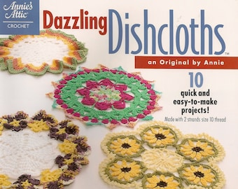 Crochet With Glass  17 Dazzling New Projects  Annie/'s Attic  Simple But Lovely