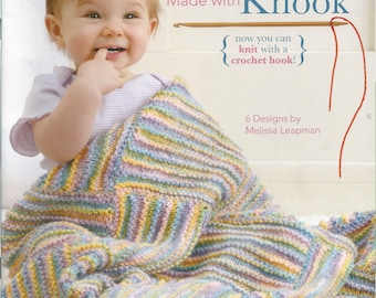 Baby Blankets Made With The Knook Leisure Arts