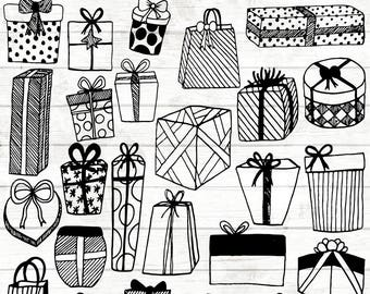 Christmas Tree Clipart Planner