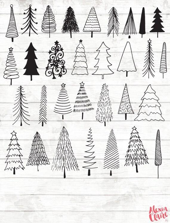 Clipart Tannenbaum Schwarz Weiß.Weihnachtsbaum Clipart Weihnachtsbaum Weihnachtscliparts Weihnachten Sticker Illustrationen Weihnachtsbaum 92