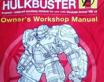Hulk and ironman, hulk buster, schematic, workshop, cushion, character, pillow, cover only