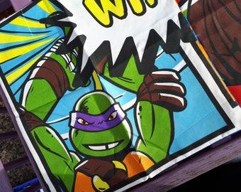 Teenage mutant ninja turtles, tmnt, turtles cushion, pillow, character cushion, cushion cover, pillow, leo, donnie, raph, mikey,