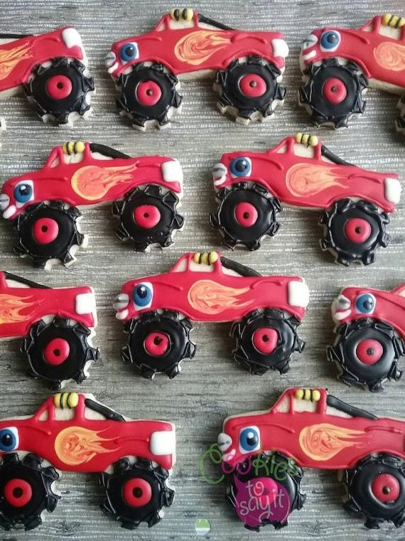 Big Wheels Cookie Cutter