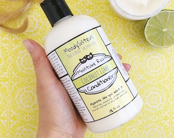 Coconut Lime Rich Moisturizing Hair Conditioner