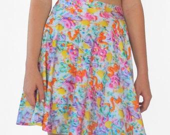 Pastel Frosting Skater Skirt