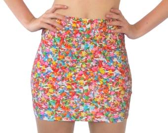 Sprinkles Mini Skirt