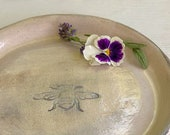 Bumblebee plate