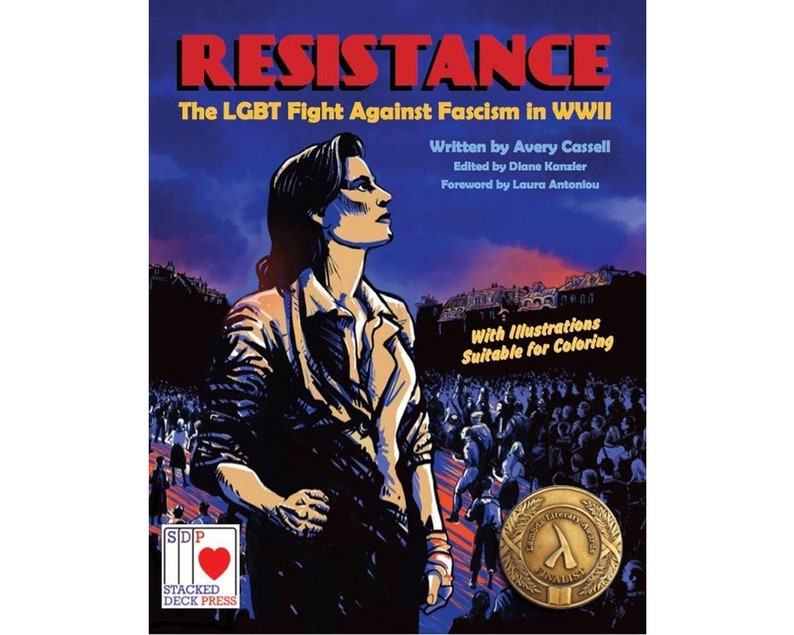 Resistance: The LGBT Fight Against Fascism in WWII  Lambda image 0