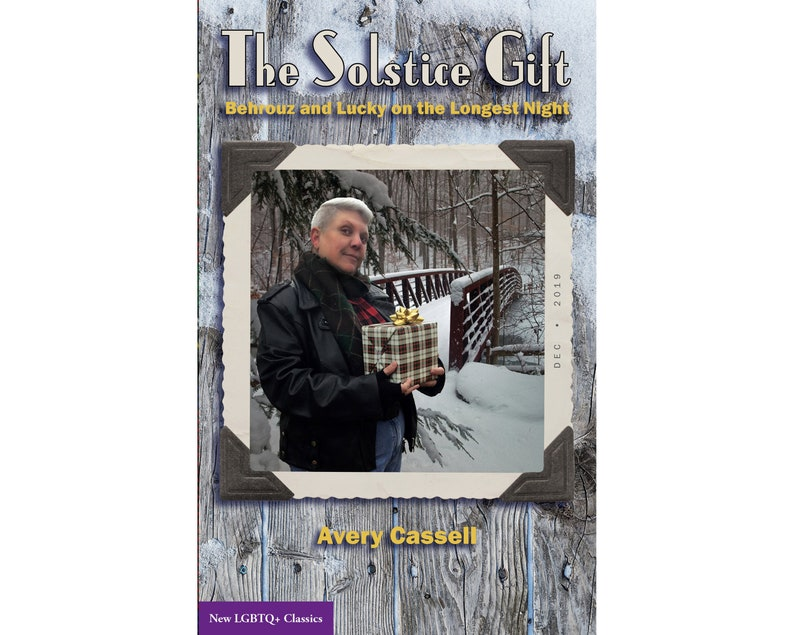 The Solstice Gift  Winner of the NLA 2020 Pauline Reage Novel image 0