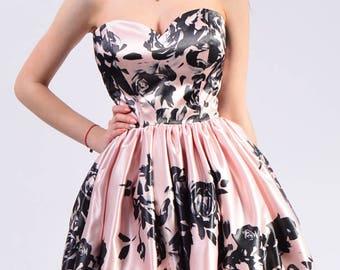 Sale - Dalma midi dress , Bridal dress, prom dress,