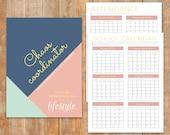 2020 Chaos Coordinator Homeschool Planner Printable