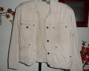 Vintage Liz Wear Jacket Size 14 Petite