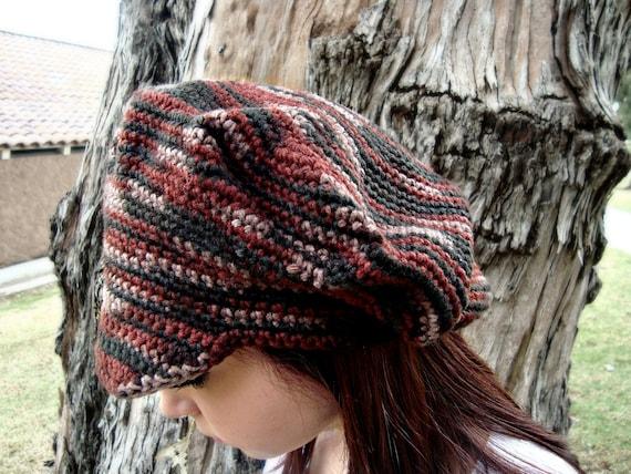 Zeitungsjunge Mütze mit Visor Crochet Newsgirl Hut Krempe | Etsy