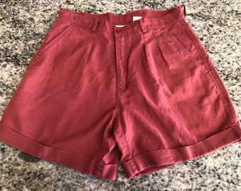 Mens pleated shorts | Etsy