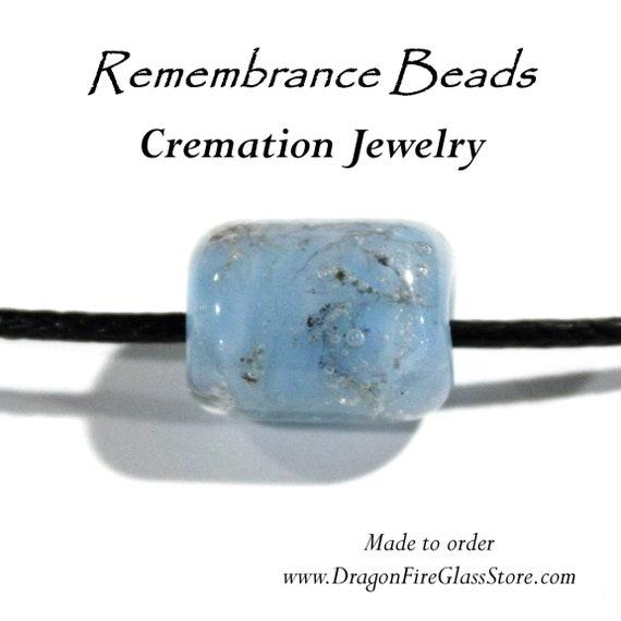 Cremation Memorial Bead