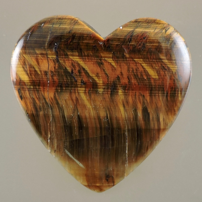 Tigers Eye Cabochon Tigers Eye Cab. Tigers Eye Africa Tigers image 0