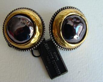 Jean Louis Scherrer  Earrings