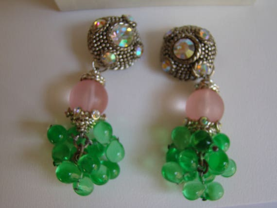 Claire Deve huge earrings