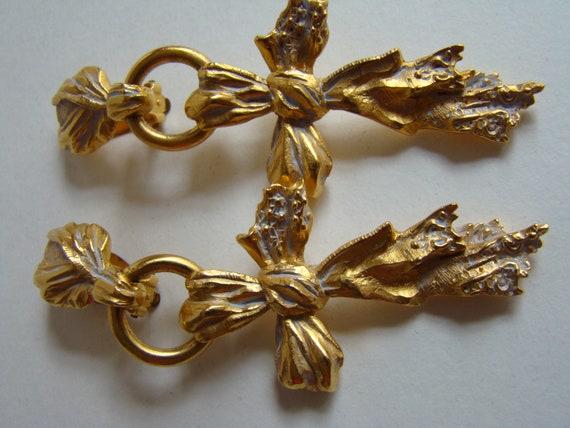 Christian Lacroix earrings - image 2