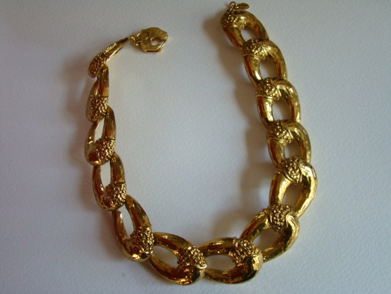 Jean Louis Scherrer Necklace