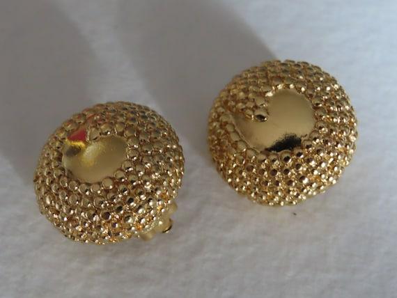Ted Lapidus earrings