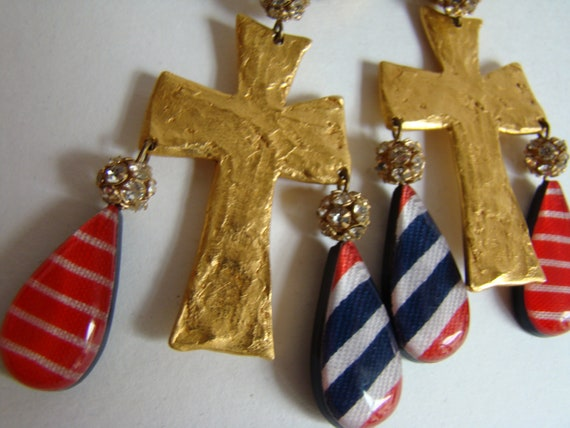 Christian Lacroix earrings - image 3