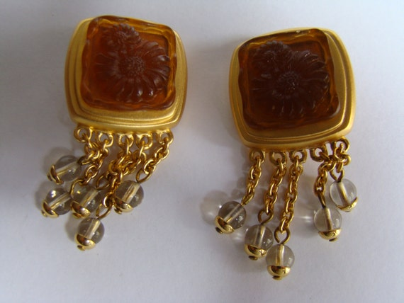 Escada Earrings