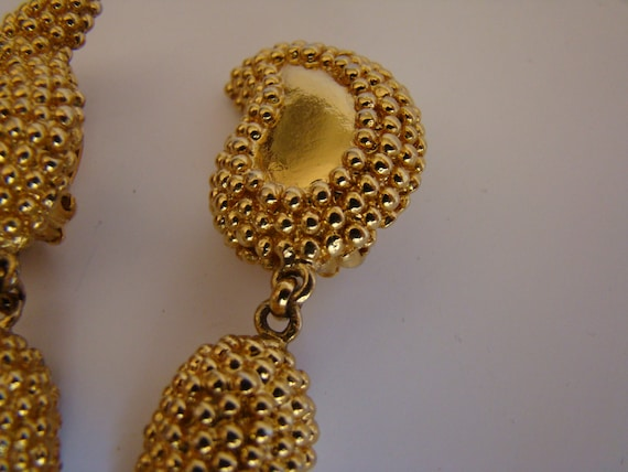 Ted Lapidus earrings - image 3