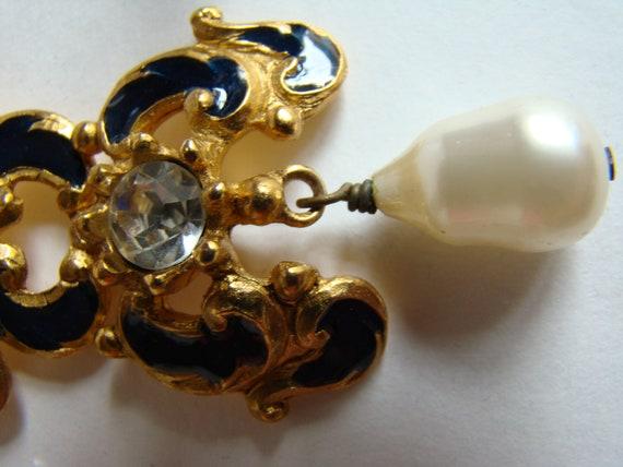 Christian Lacroix earrings - image 4