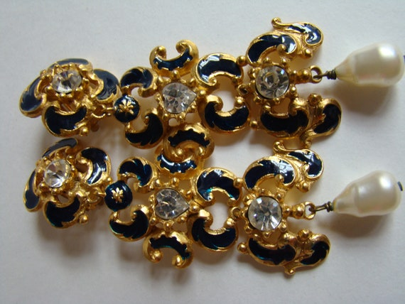 Christian Lacroix earrings - image 6