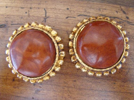 Ungaro Earrings