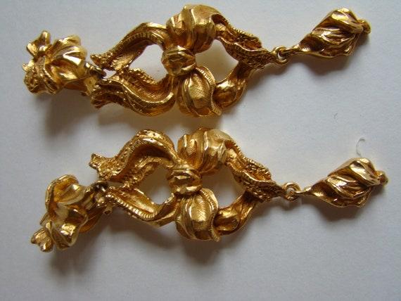 Christian Lacroix earrings - image 1