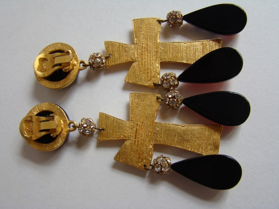 Christian Lacroix earrings - image 5