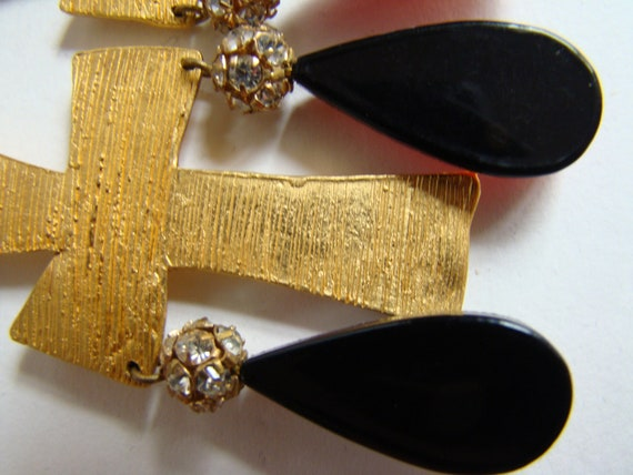 Christian Lacroix earrings - image 6
